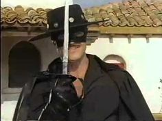 90's Zorro....like a million VHS tapes at my parent's house to this day.  :)