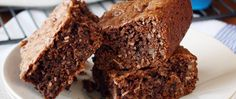 Use German-chocolate cake mix to create deliciously decadent brownies loaded with chocolate chips and coconut flakes.