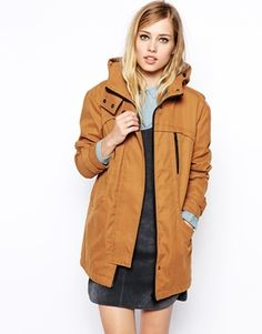 ASOS - Parka cocoon oversize