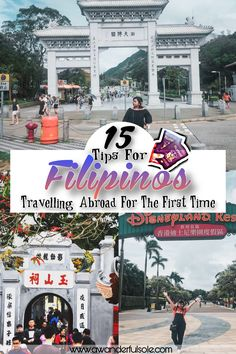 Are you a Filipino travelling to other countries for the first time? Well, these comprehensive tips is just what you need to make your first travel abroad a whole lot easier. Travel Fund, Time Travel, Us Travel, Immigration Officer, Atm Card, Adventures Abroad, Local Banks, Palawan, Travel Abroad