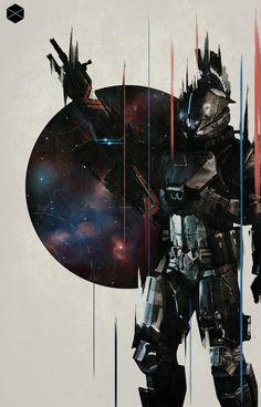 Titan (Saint-14) by Noble--6 on DeviantArt