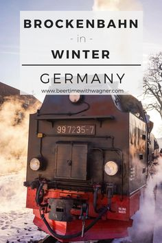 Ride the Brockenbahn