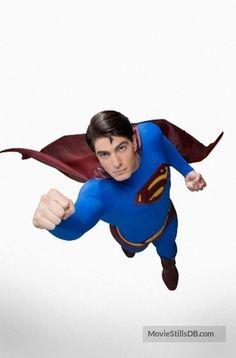 Superman Returns - Promo shot of Brandon Routh