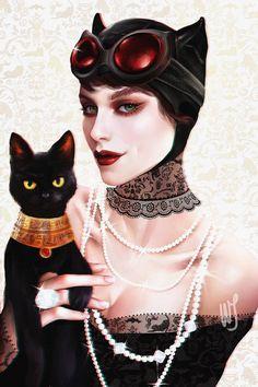 Catwoman~Whitney Jiar