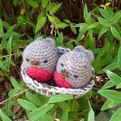 Love nest free pattern