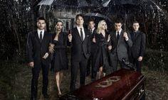MTV estrena este lunes temporada final de The Vampire Diaries #Series
