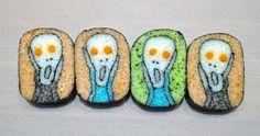 De meest creatieve en kleurrijke sushi rollen (doe dat maar eens na!)   NSMBL.nl