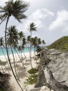 One of the most beautiful beaches in Barbados, Bottom Bay is peaceful, relaxing with a wide expanse of beach Trip To Barbados, Barbados Travel, Cuba Beaches, Barbados Beaches, Jamaica, Bahamas, Santa Lucia, Most Beautiful Beaches, Beautiful Places