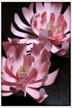Wedding Flowers, Wedding DIY Paper Flowers: diy paper wedding flowers