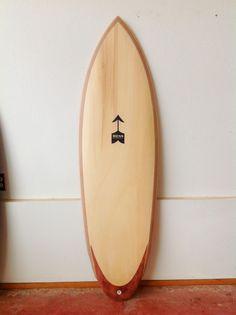 Ranger - Hess surfboards