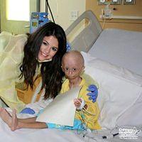 Teen Progeria Patient Thanks Selena Gomez in Heartfelt Video