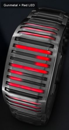 Kisai Neutron LED Watch