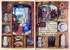 a nice selection of Pottery from the hours of Engelbert of Nassau