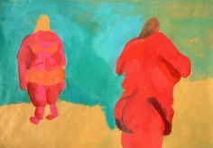 600 pounds 4 Years, Fine Art, Painting, Painting Art, Paintings, Paint, Draw, Visual Arts