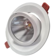 DOWNLIGHT 7W LED CREE CHIP 5000K 560Im 100mm OR. http://www.ledandcolors.com/recessed-downlight/recessed-downlight-7w-5000k-100.html El Downlight LED respeta el medio ambiente ya que no ya que no irradian Luz UV ni IR y No contienen mercurio ni materiales peligrosos.  Ahorrarás energía y dinero mientras respetas el medio ambiente.  Ideal para instalar el Downlight LED en falsos Techos de: Oficinas, Cocinas, Restaurantes, Centros Comerciales…