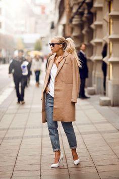 Must Have: Camel outwear | Cuidar de tu belleza es facilisimo.com