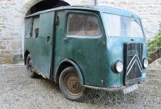 Citroen Van, City Car, Camper Van, Cars And Motorcycles, Recreational Vehicles, Automobile, Vans, French, Origins
