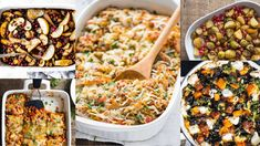 Diner in the oven Healthy Recipes On A Budget, Healthy Food Blogs, Vegan Recipes Easy, Easy Meal Prep, Quick Easy Meals, I Want Food, Diner Recipes, Foodblogger, Good Food