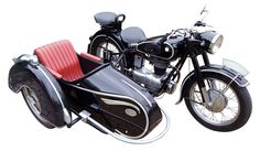 vintage side cart motorcycle - Google Search