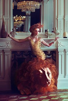 The white witch by Miss Aniela