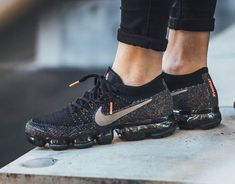 """Nike Air VaporMax Flyknit """"Touch of Crimson"""""""