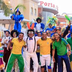 Welcome to the festival :D Featuring the amazing Fiesta De Buenos Aires on the second week of Porto's World Parade at Porto Cairo Mall. #LetsPorto