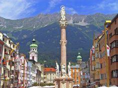 Innsbruck - Maria-Theresien-Straße