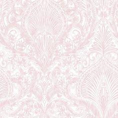 Burlesque Pink / White