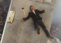 The Walking Dead Season 7 Episode 1 - Rick Grimes (Andrew Lincoln)