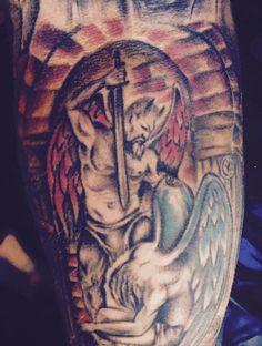 Prison Break Tattoo Remake