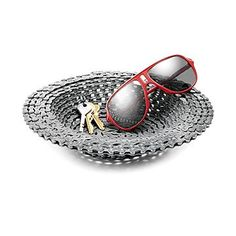 Look what I found at UncommonGoods: Bike Chain Bowl for CAD Automotive Furniture, Bicycle Maintenance, Bike Chain, Bike Rider, Bike Art, Bicycle Parts Art, Oakley Sunglasses, Valentine Day Gifts, Vintage