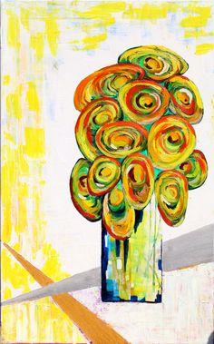 oil canvas 50x80