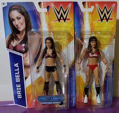 WWE Mattel Total Diva Basic Nikki Bella Wrestling Action Figure Superstar #46