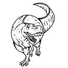 baryonyx dinosaur coloring pages for kids printable free v rityskuvia dinosaurukset. Black Bedroom Furniture Sets. Home Design Ideas