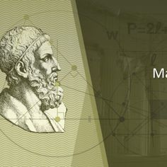This free template slide design with Archimedes background can be used to prepare presentations on different ancient topics, math, science, and problem-solving topics.