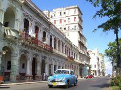 Habana Vieja - Conheça Cuba um destino imperdível
