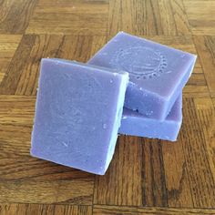 Lavender Essential Oil Handmade Soap by FriendlyBodyProduct