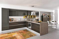 28 fantastiche immagini su Artec linea Cucina | Contemporary unit ...