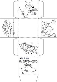 caja regalo ratoncito Perez