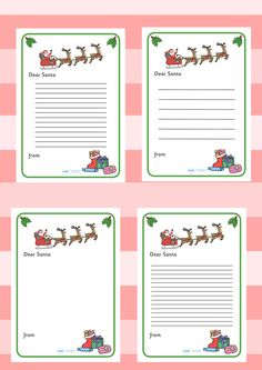 Twinkl resources christmas bingo game printable resources letter to santa writing template a template for your children to use to write their own letters to santa great for developing independent writing in this spiritdancerdesigns Image collections