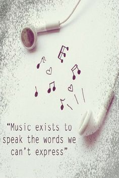 Learn English with music - express yourself- Englisch lernen mit Musik – express yourself Learn English with music – express yourself - Music Is My Escape, Music Is Life, My Music, Music Heart, Rock Music, Pub Radio, Message Vocal, Music Express, All About Music