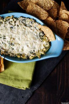 Spinach and Artichoke Dip - Olive Garden Copy Cat Recipe