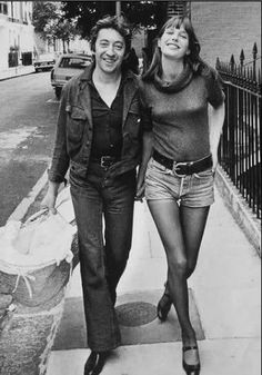 Gainsbourg e Jane Birkin