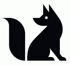 Creative Honor, Fox, Icon, Design, and Black image ideas & inspiration on Designspiration Fuchs Silhouette, Fox Silhouette, Silhouette Portrait, Plastic Fou, Kind Und Kegel, Stencils, Fox Art, Animal Logo, Art Plastique