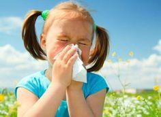 L'allergie saisonnière : 1 français sur 5 est touché, notamment les jeunes et les enfants. Au Canada, 1 habitant sur 4 en souffre.