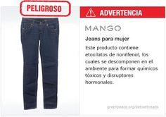 Mango jeans   #Detox #Fashion