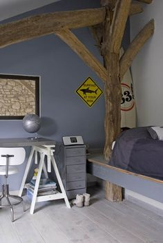 mommo design | 10 Boys Rooms