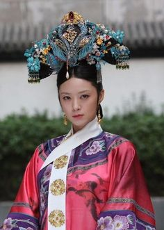 蒋欣  后宫·甄嬛传