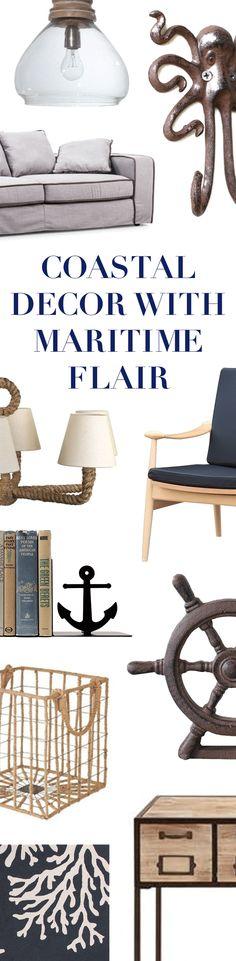 New England Chic Furniture & Décor   Shop Now at dotandbo.com