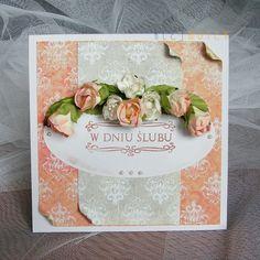 Kartka - w dniu ślubu